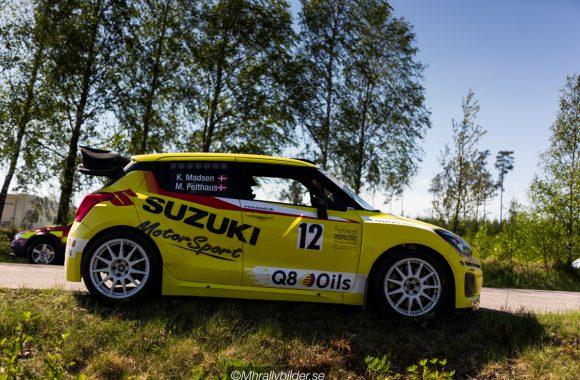 Tingsryds Rallysprint 2018