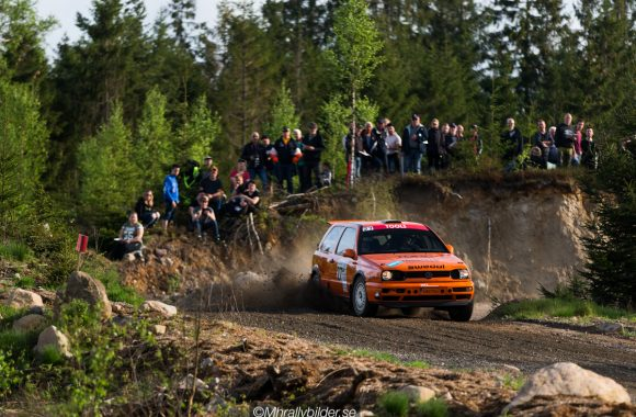 South Swedish Rally 2018