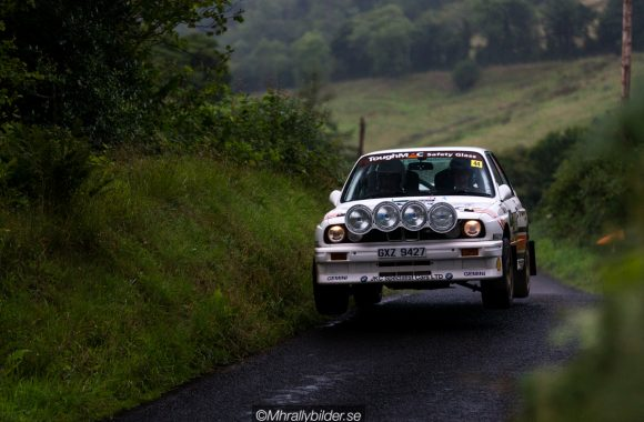 Ulster Rally 2018