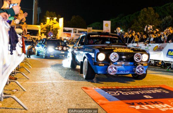 Rally Legend #16 2018