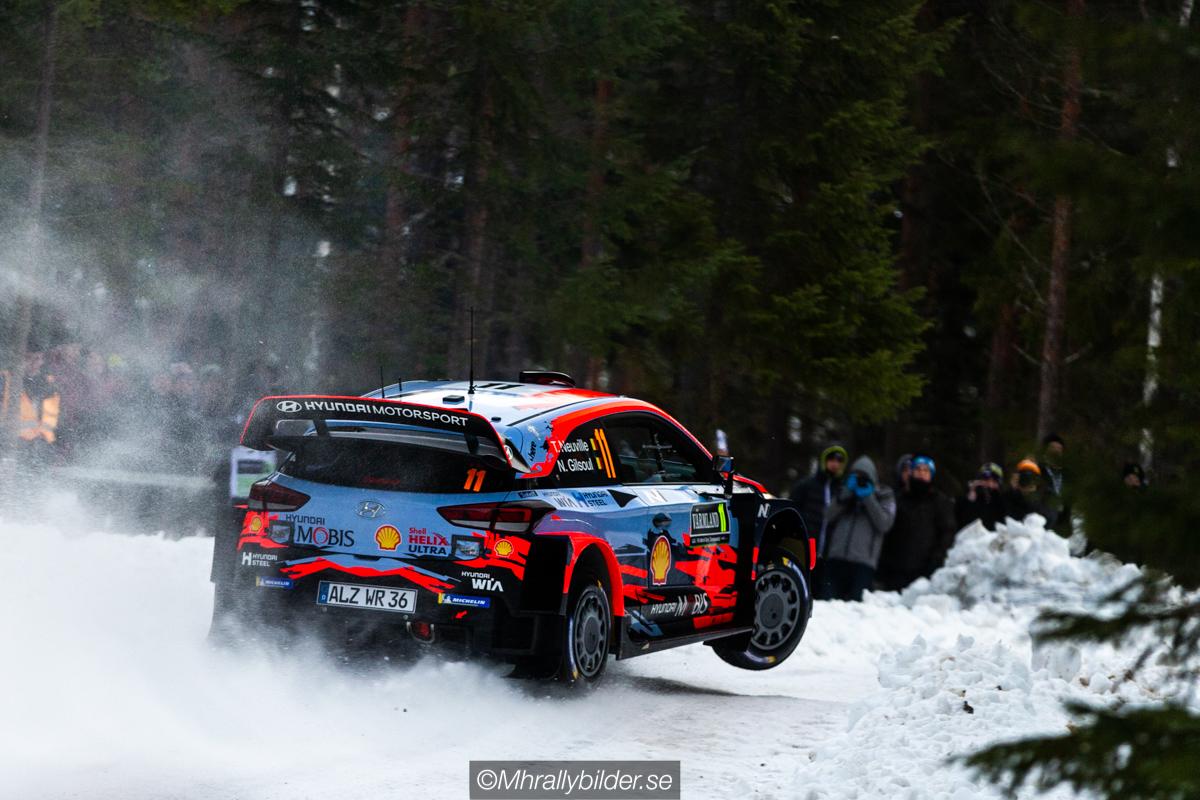rally sweden 2019 vinnare